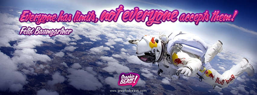 facebook cover Felix Baumgartner Gifts